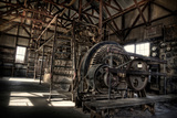 The Diesel Generator Photographic Print by Stephen Arens