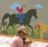 Ranch Wall Decals Wall Decal