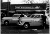 Chevrolet Dealer 1951 Archival Photo Poster Photo