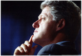 Bill Clinton Archival Photo Poster Prints