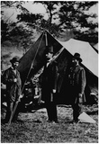 Abraham Lincoln Battlefield Archival Photo Poster Posters
