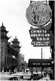 Chicago Chinatown Archival Photo Poster Prints