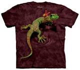 Peace Out Gecko T-Shirt
