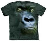 Silverback Portrait T-shirts