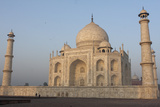 The Taj Mahal, a Mausoleum Built in Memory of Shah Jahan's Third Wife Photographic Print by Jonathan Irish