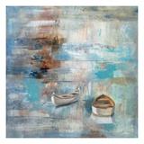 Calm Sea Premium Giclee Print by Silvia Vassileva