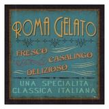 Lunchtime in Color IV Giclée-Premiumdruck von  Pela