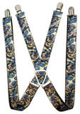 Dr. Who - Time Warp  Suspenders Novelty