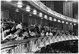 Chicago Lyric Opera Opening 1960 Archival Photo Poster Posters