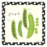 Simple Peapods Reproduction proc&#233;d&#233; gicl&#233;e par Susy Pilgrim Waters