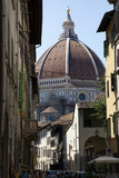 The Duomo Seen Through a Side Street in Florence, Italy Photographic Print by Scott S. Warren