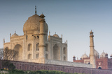 The Taj Mahal Seen from the Banks of the Yamuna River Photographic Print by Jonathan Irish