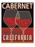 Cabernet Premium Giclee Print by  Pela