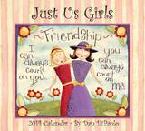 Just Us Girls - 2014 Deluxe Calendar Calendars