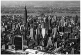 Manhattan Island 1952 Archival Photo Poster Prints