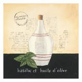Huile d Olive III Premium Giclee Print by Emily Adams