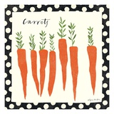 Simple Carrots Reproduction proc&#233;d&#233; gicl&#233;e par Susy Pilgrim Waters