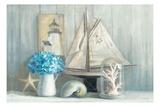 Summer House Premium Giclee Print by Danhui Nai
