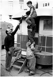 Circus Little People Archival Photo Poster Posters