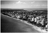 Miami Beach Florida 1948 Archival Photo Poster Prints