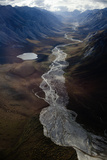 The Brooks Range Surrounds the Noatak River Photographic Print by Michael Christopher Brown