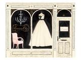 Parisienne Chic Reproduction giclée Premium par Emily Adams