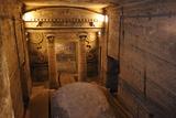 The Royal Catacombs of Kom El-Shouqafa in Alexandria Photographic Print by Kenneth Garrett