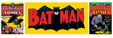 Batman (Triptych) Poster