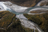 The Noatak River in the Brooks Range Photographic Print by Michael Christopher Brown