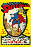 Superman (No.1) Planscher