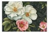 Floral Damask I Premium Giclee Print by Lisa Audit