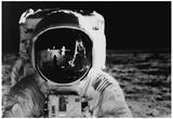 Apollo 11 Moon Landing 1969 Archival Photo Poster Poster