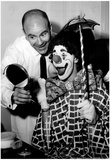 Circus Clown Archival Photo Poster Posters