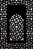 A Screened Window at the Tomb of the Mughal Emperor Humayun Photographic Print by Jonathan Irish
