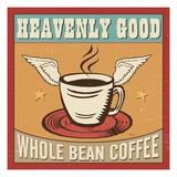 Coffeehouse IV Premium Giclee Print by  Pela