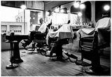 Barber Shop Archival Photo Poster Posters