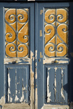 A Doorway in Charming and Popular Plaka, Athens Photographic Print by Scott S. Warren