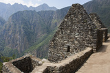 Machu Picchu, an Ancient Inca City, and a UNESCO World Heritage Site Photographic Print by Jonathan Irish