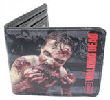 The Walking Dead - Zombie Eating Red Wallet Wallet