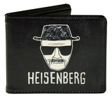 Breaking Bad - Heisenberg Black and White Sketch Wallet Wallet
