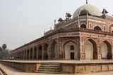 The Tomb of the Mughal Emperor Humayun, a UNESCO World Heritage Site Photographic Print by Jonathan Irish