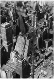 New York City 1951 Archival Photo Poster Posters