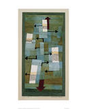 Unstable Equilibrium Posters by Paul Klee