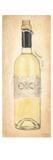 Grand Cru Blanc Bottle Premium Giclee Print by Emily Adams