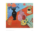 Still life with Vase and Jug Giclee Print by Alexej Von Jawlensky