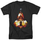 Man of Steel - Fiery Glow Shirts