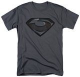 Man of Steel - Zod Shield T-Shirt