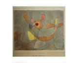 Ballet Scene Prints by Paul Klee