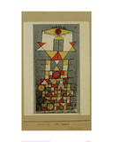 Sublime Side Postcard Giclee Print by Paul Klee