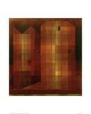 Castle 1 Impressão giclée por Paul Klee